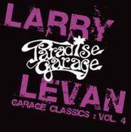Larry Levan, Vol. 4-Garage Classics (CD)