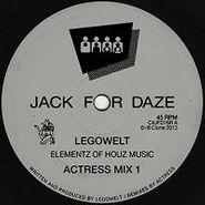 "Legowelt, Elementz Of Houz Music (Actress Remixes) [Gray Marbled Vinyl]  (12"")"