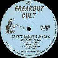 "DJ Fett Burger, Nyc Party Track/Wind Waker (12"")"