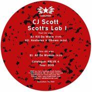 """CJ Scott, Scott's Lab 1 (12"""")"""