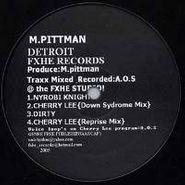 """M. Pittman, M. Pittman EP (12"""")"""