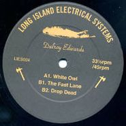 "Delroy Edwards, White Owl/Fast Lane/Drop Dead (12"")"