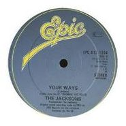 "The Jacksons, Walk Right Now (12"")"