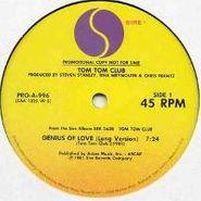 """Tom Tom Club, Genius Of Love/Lorelei (12"""")"""
