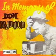 Don Drummond, In Memory Of Don Drummond (LP)