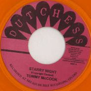 """Tommy McCook, Starry Night (7"""")"""