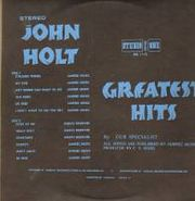 John Holt, Greatest Hits (LP)
