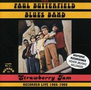 The Paul Butterfield Blues Band, Strawberry Jam (CD)