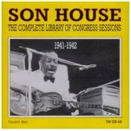 Son House, The Complete Library of Congress Sessions, 1941-1942 (CD)