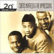 Curtis Mayfield, The Best Of Curtis Mayfield & The Impressions - The Millenium Collection (CD)