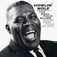 Howlin' Wolf, Real Folk Blues / More Real Folk Blues (CD)
