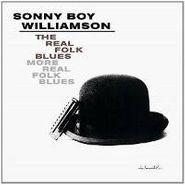 Sonny Boy Williamson, Real Folk Blues / More Real Folk Blues (CD)