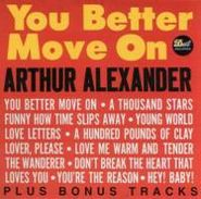 Arthur Alexander, You Better Move On (CD)