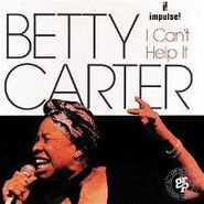 Betty Carter, I Can't Help It (CD)