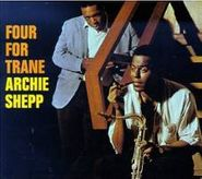 Archie Shepp, Four For Trane (CD)