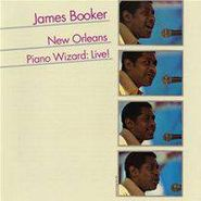 James Booker, New Orleans Piano Wizard Live (CD)