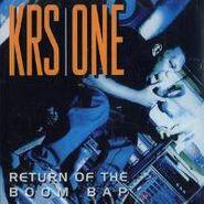 KRS-One, Return Of The Boom Bap (CD)