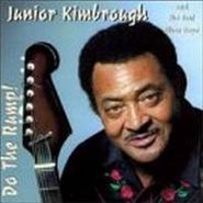Junior Kimbrough, Do The Rump (CD)