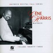 Gene Harris, Live At Maybeck Recital Hall (CD)