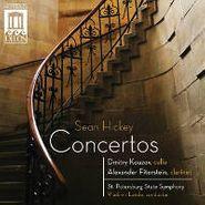 Sean Hickey, Concertos (CD)