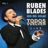 Rubén Blades, Vol. 1-Seis Del Solar-Todos Vu (CD)