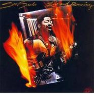 Son Seals, Live and Burning (CD)