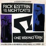 Rick Estrin And The Nightcats, One Wrong Turn (CD)