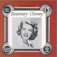 Rosemary Clooney, The Uncollected: 1951-1952 (CD)