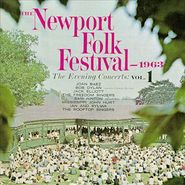 Various Artists, Newport Folk Fest 1963 Evening Concerts Vol. 1 [Record Store Day] (LP)