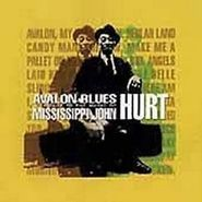 Various Artists, Avalon Blues: A Tribute To The Music Of Mississippi John Hurt (CD)