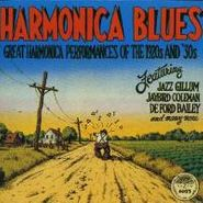 Various Artists, Harmonica Blues: Great Harmonica Performances Of The 1920s And '30s (CD)