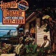 Henry Thomas, Texas Worried Blues: Complete Recorded Works 1927-1929 (CD)