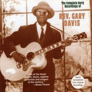 Rev. Gary Davis, Complete Early Recordings