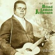 Blind Lemon Jefferson, Best Of Blind Lemon Jefferson (CD)