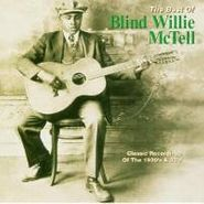 Blind Willie McTell, The Best Of Blind Willie McTell (CD)
