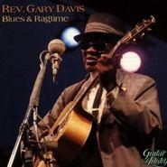 Rev. Gary Davis, Blues & Ragtime (CD)