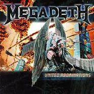 Megadeth, United Abominations (CD)