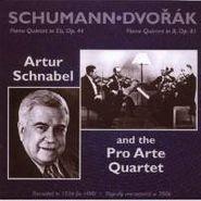 Robert Schumann, Schumann/Dvorak : Piano Quartets (CD)