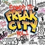 Various Artists, Vol. 1 - Sounds Of Freak City