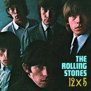 The Rolling Stones, 12x5 [180 Gram Clear Vinyl] (LP)
