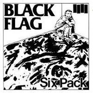 Black Flag, Six Pack (CD)