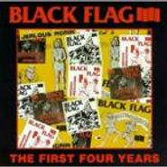 Black Flag, The First Four Years (LP)