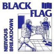 "Black Flag, Nervous Breakdown EP (12"")"