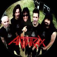 "Anthrax, Live At Sonisphere (10"")"