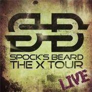 Spock's Beard, X Tour-Live (CD)