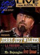 Jerry Jeff Walker, Live From Austin, TX: Dixie's Bar & Bus Stop (CD)