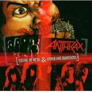 Anthrax, Fistful Of Metal / Armed And Dangerous (CD)