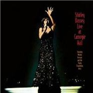 Shirley Bassey, Live At Carnegie Hall (CD)