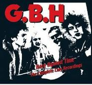 G.B.H., Race Against Time - The Complete Clay Recordings [Box Set] (CD)