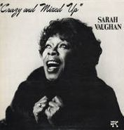 Sarah Vaughan, Crazy & Mixed Up (CD)